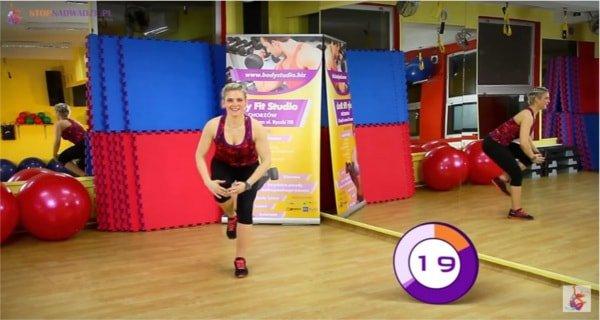 Turbospalanie – ćwiczenia spalające tkankę tłuszczową dla początkujących