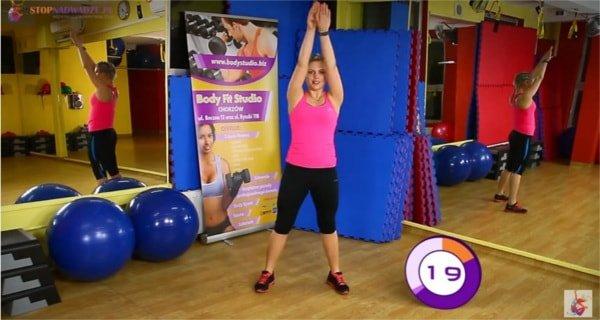 Trening na brzuch – Turbobrzuch część II