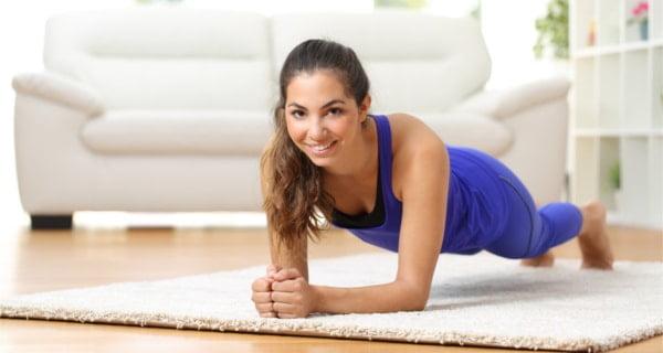 Tabata – przykładowy zestaw 8 ćwiczeń