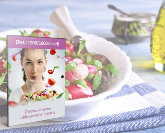 Dieta na odchudzanie i chudnięcie