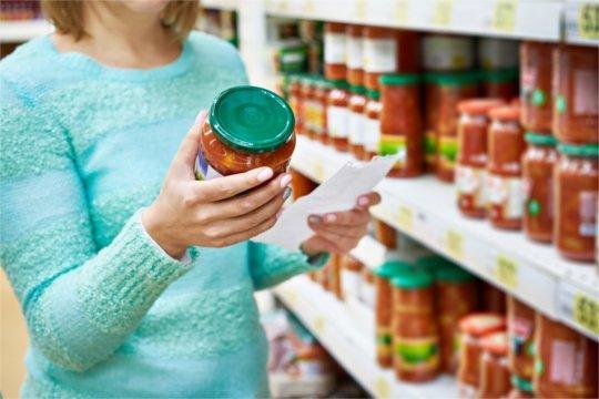 lista zakupów pomoże Ci schudnąć i zaoszczędzić