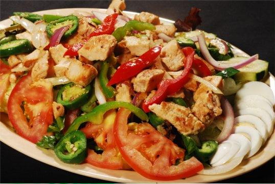 najlepsze obiady przy liczeniu kalorii