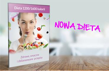 Dieta 1200/1600 kalorii