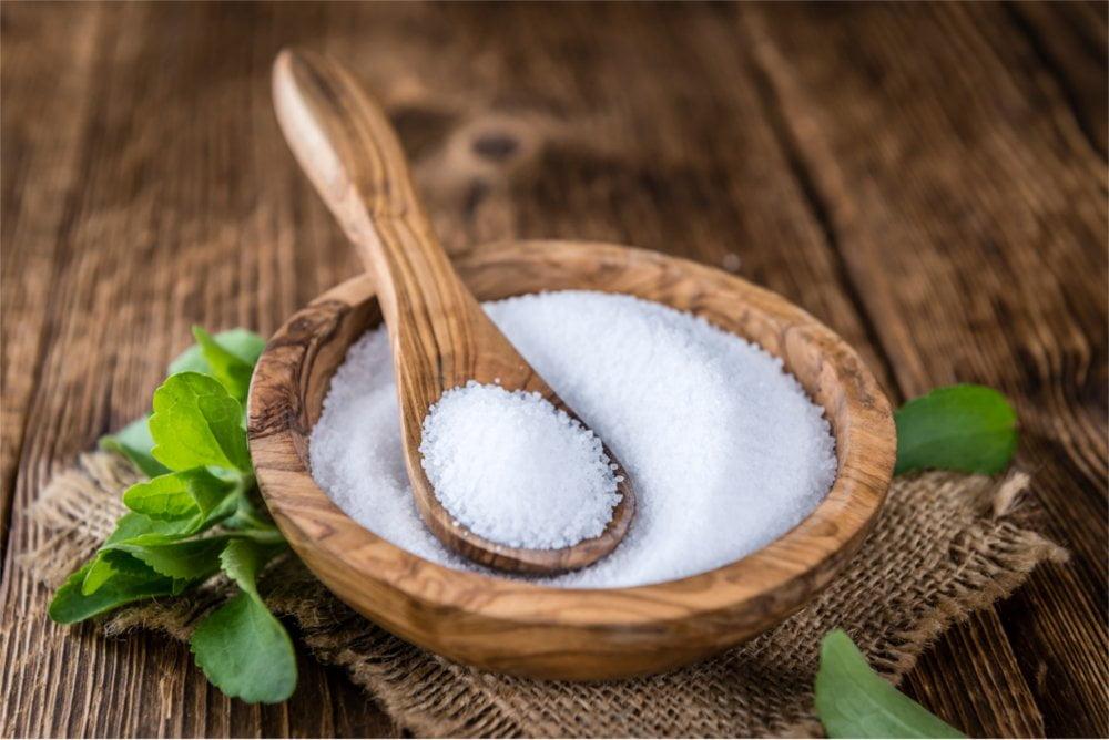 Stewia to jeden z najlepszych zamienników białego cukru.
