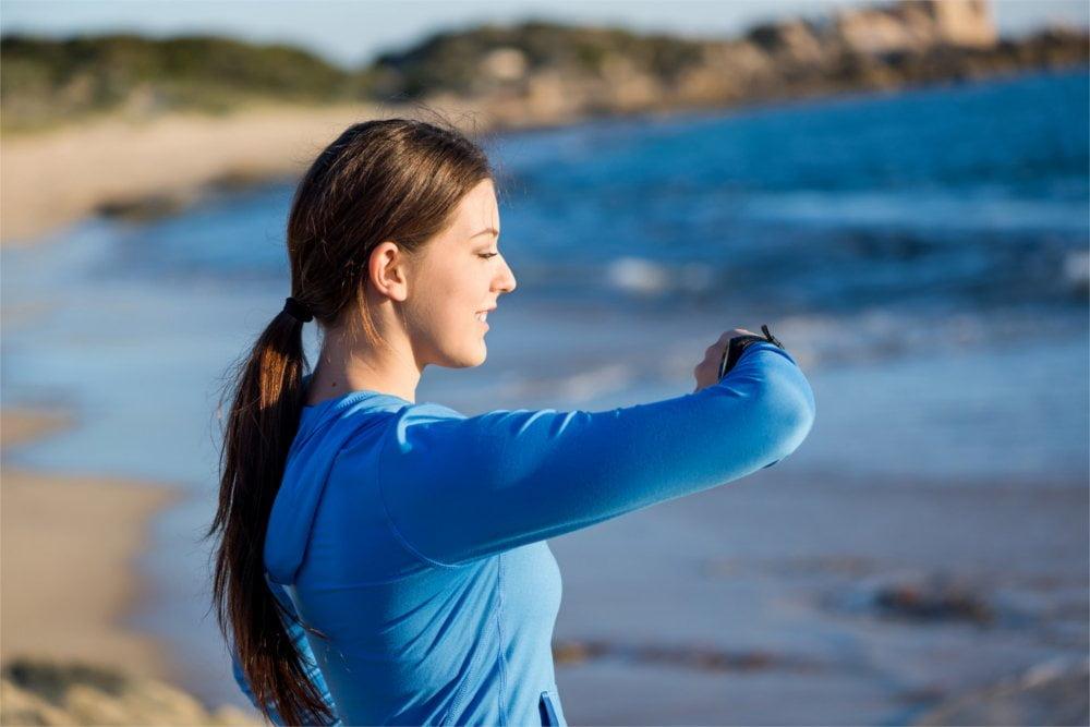 Pulsometr pomoże Ci szybko i łatwo zmierzyć tętno.