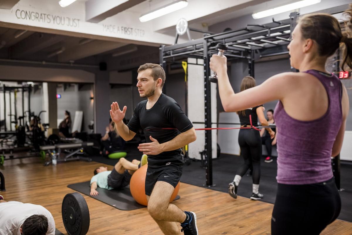 Co daje trening personalny?