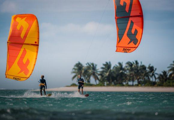 Szkolenie kitesurfing hel – od czego zacząć?
